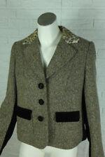 Damenjacken & -mäntel aus Wollmischung mit Herbsten in Größe 40