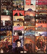 ANGEL #18-44+ Comic Books Complete 3rd Series BUFFY Joss Whedon David Boreanaz
