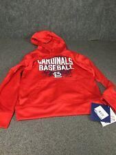Youth Size Small Cardinals Baseball Sweatshirt M19A