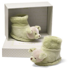 La Collection Be' Be' Dog Booties Pistachio