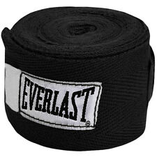 "Everlast 120"" Boxing Handwraps-Black"