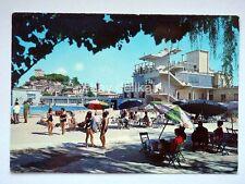 SARTEANO Bagno Santo dancing Siena vecchia cartolina