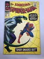 The Amazing Spider-Man #45 12¢ Marvel Comics 3rd Appearance of Lizard (1967)