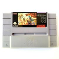 Ys III: Wanderers From Ys (Super Nintendo Entertainment System, 1992) Authentic