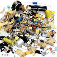LOT DE COMPOSANTS ELECTRONIQUES ISSUS DE FIN DE SERIE DESTOCKAGE LIQUIDATION