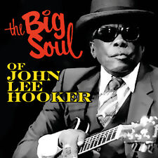 CD The Big Soul Of John Lee Hooker