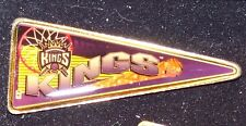 Sacramento Kings pennant lapel / hat pin