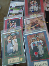 Lot of 5-KP Kids & Crafts Vintage Patterns Jumpers Dresses Pants Hats