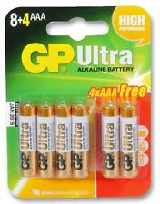 Batteria Ultra Alcalina AAA 8+4 pz - non-rechargeable - BATTERIE