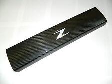 Echt Carbon Abdeckung Domstrebe Cover Sturt Bar Sturtbar passend für Nissan 350Z