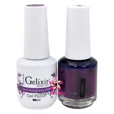 GELIXIR Soak Off Gel Polish Duo Set (Gel + Matching Lacquer) - 046