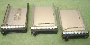 Dell Server/Power Vault 3.5inch Hard Drive HDD Caddy Option of SCSI,SATA or SAS