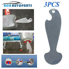 3PCS Removable Shopping Trolley Token Key Aldi Coles Woolies Without Coin