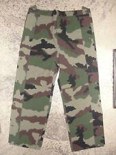 Sur-pantalon Gore-Tex taille 88C réglementaire Armée Française camouflage C/E