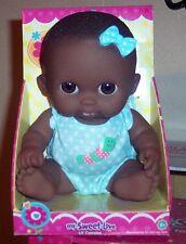 New Berenguer Aa Ethnic Lil' Cutesies Lila 8.5 Vinyl Baby Doll My Sweet Love Htf