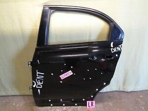 16 17 FIAT 500 X MODEL LEFT DRIVER SIDE REAR DOOR SHELL OEM 500x 4 Door