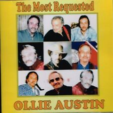 "OLLIE AUSTIN Brand New CD ""THE MOST REQUESTED"" 21 tracks Country Music"