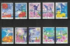 R708 Japanese stamp 2007 Nagoya Port: Antarctic research ship used