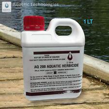 AQ200 AQUATIC Herbicide 1LT - For Submerged Aquatic Weeds