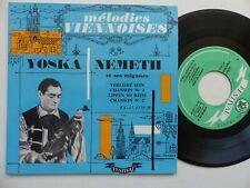 yoska NEMETH et ses tziganes Mélodies viennoises Verliebt sein ... FX 45 1139 M