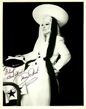 Classic MAE WEST Signed Photo