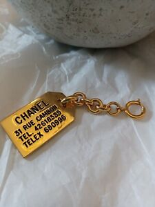 Porte Clé Chanel