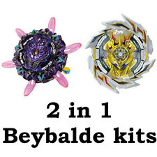 B00-169 First Uranus Beyblade Burst Superking w/ Sparking String Launcher Toys