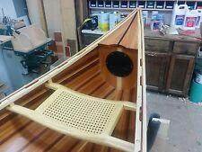 Cedar Strip Canoe 17' Traveler