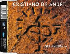 CD single Cristiano De André Sei Arrivata Edel – 01 3479 6ERE italy sigillato