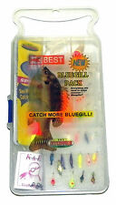 K & E STOPPER LURES PANFISH ICE FISHING PACK TACKLE & LURE ASSORTMENT