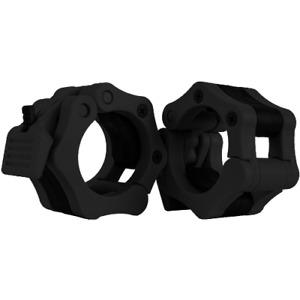 Barbell Lock Collar- BLACK Harris Stability Systems