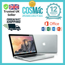 Apple MacBook Pro 13'' Core i5 2.5Ghz 4GB 500GB (Jun 2012) A Grade 12 M Warranty