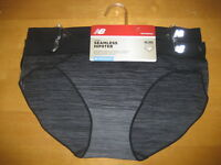 New 2 Pack New Balance Performance Seamless Hipster Panties Var Sizes/Colors NWT