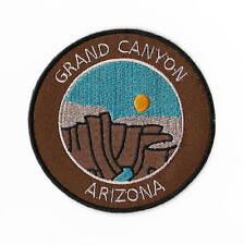 Grand Canyon Arizona Patch Embroidered Iron on Badge Trek Souvenir National Park