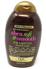 OGX Shampoo Shea Soft Smooth Defrizz Moisture Agave Nectar Coconut Oil Butter