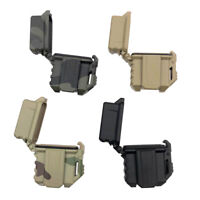 Tactical Lighter Storage Box Case Outdoor Waterproof Cigarette Container Holder