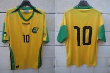 Maillot JAMAIQUE n°10 JAMAICA football shirt vintage UHLSPORT camiseta jersey