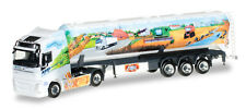 """Herpa 121712 Volvo FH GL Trailer Truck """" ASM Transports """" HO 1:87 NEW"""