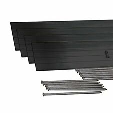 Dimex EasyFlex Aluminum Landscape Edging Project Kit Will Not Rust Like Steel...
