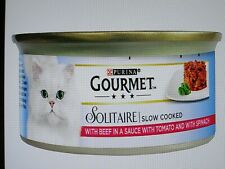 Purina ' Gourmet Solitaire ' x 24 Multi-Pack