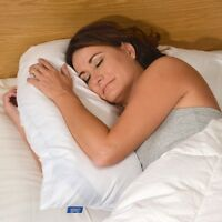 L Shaped Body Pillow with Pillow Case by Contour Products