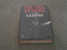 DEAN KOONTZ: THE FACE OF FEAR - SIGNED PETER DAVIES UK 1ST EDITION 1/1