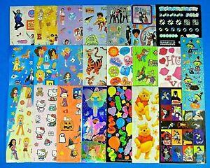 Sandylion Sticker Sheet *You Choose*