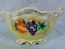 Beautiful Decorated Flower Porcelain Vase - Japan - Older Piece