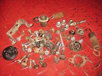 HONDA Shadow VLX600 VLX VT 600 VT600 Screws spring bracket mount nut bolts 88-08