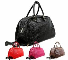 Women's Synthetic Soft Luggage