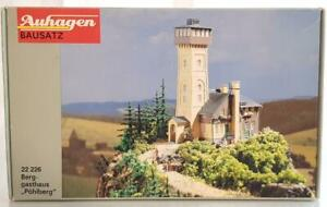MINT SEALED AUHAGEN 22 226 HO - PöHLBERG MOUNTAIN INN WITH TOWER