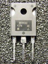 5x irfpc 50 Power MOSFET 600v 11a 180w 0,6ohm, Siliconix