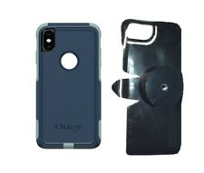 SlipGrip Custom Made Holder For Apple iPhone XS Max Using Otterbox Commuter Case