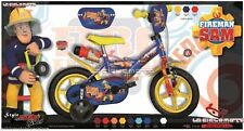 BIKE CHILD 12 THE FIREMAN SAM